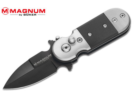 Автоматический нож Magnum by Boker Black Lightning